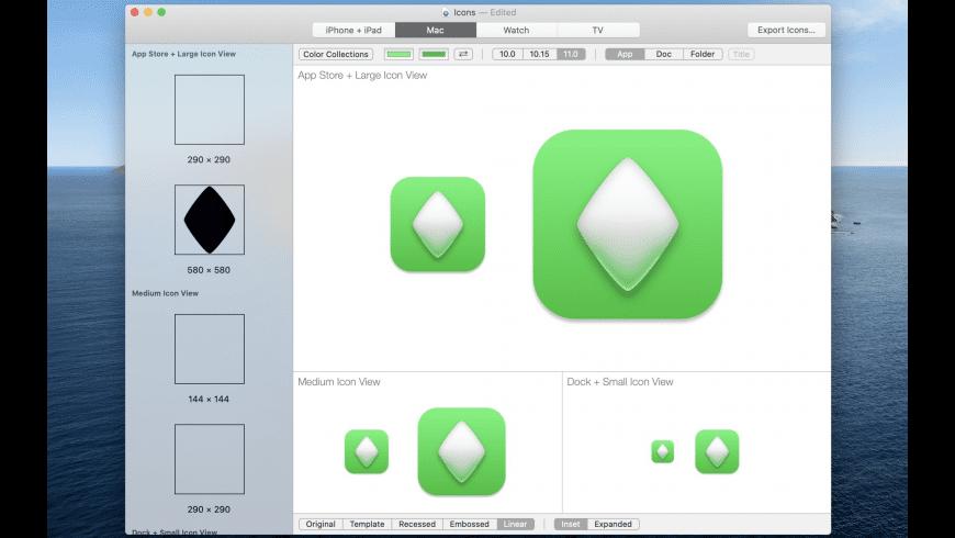 BayIcons for Mac - review, screenshots