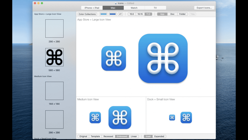 BayIcons for Mac - review, screenshots