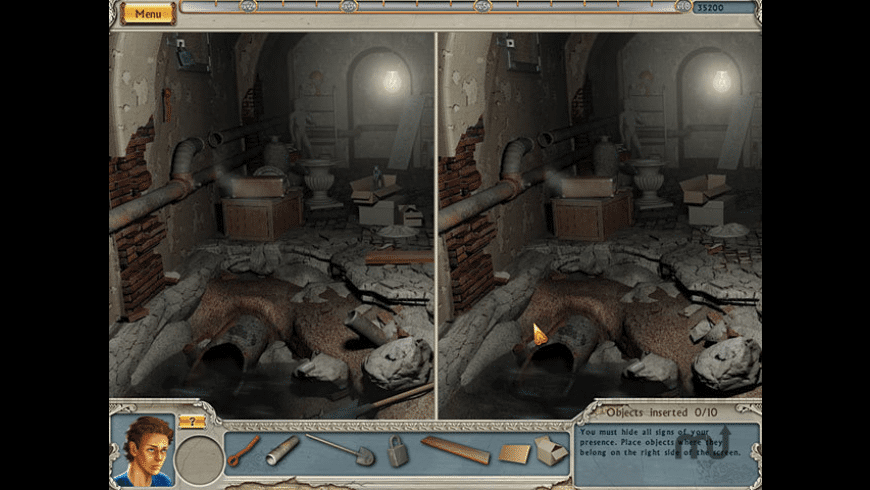 Alabama Smith: Escape from Pompeii for Mac - review, screenshots