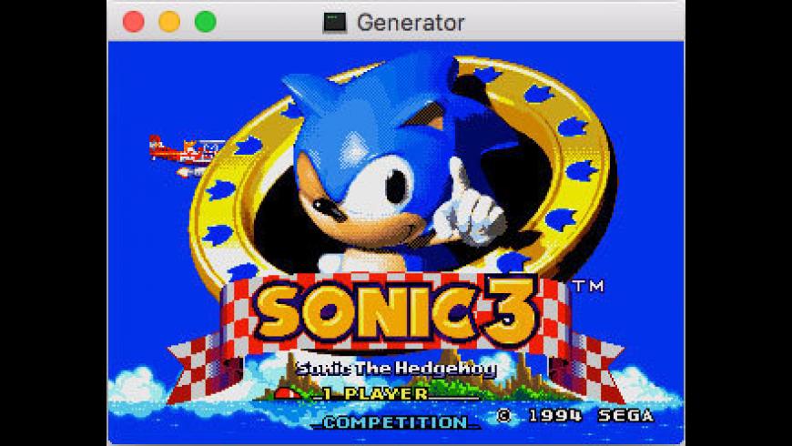 Generator for Mac - review, screenshots