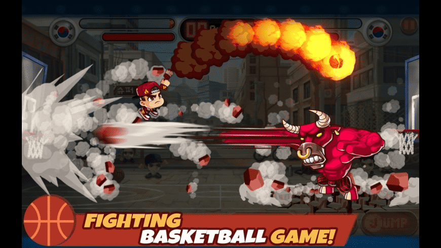 Head Basketball for Mac - review, screenshots