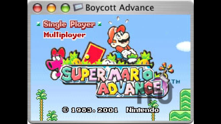 Boycott Advance for Mac - review, screenshots