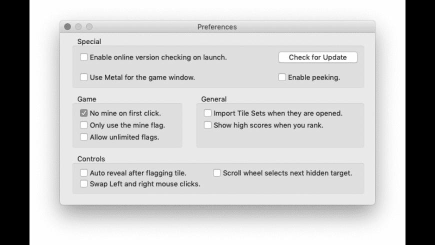 Aqua Mines for Mac - review, screenshots