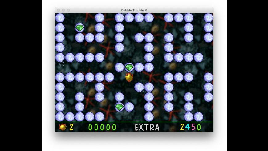 Bubble Trouble for Mac - review, screenshots