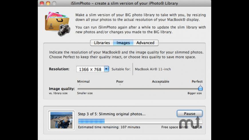 iSlimPhoto for Mac - review, screenshots