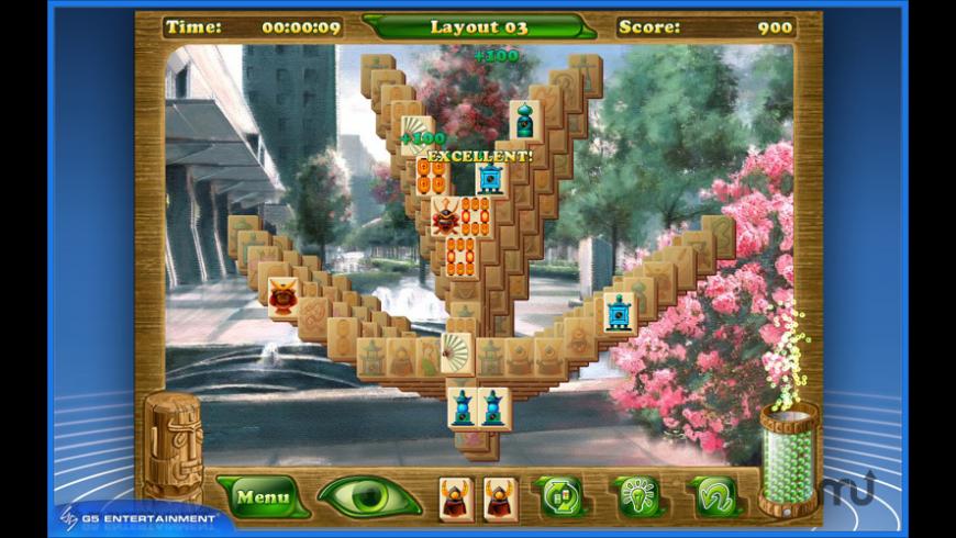 Mahjong Artifacts: Chapter 2 for Mac - review, screenshots