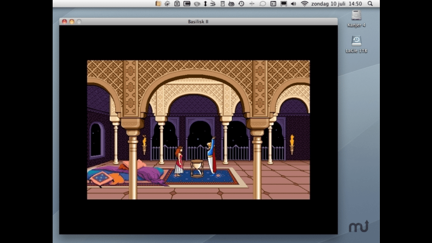Basilisk II for Mac - review, screenshots