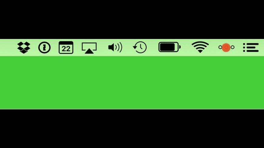 Bartender for Mac - review, screenshots
