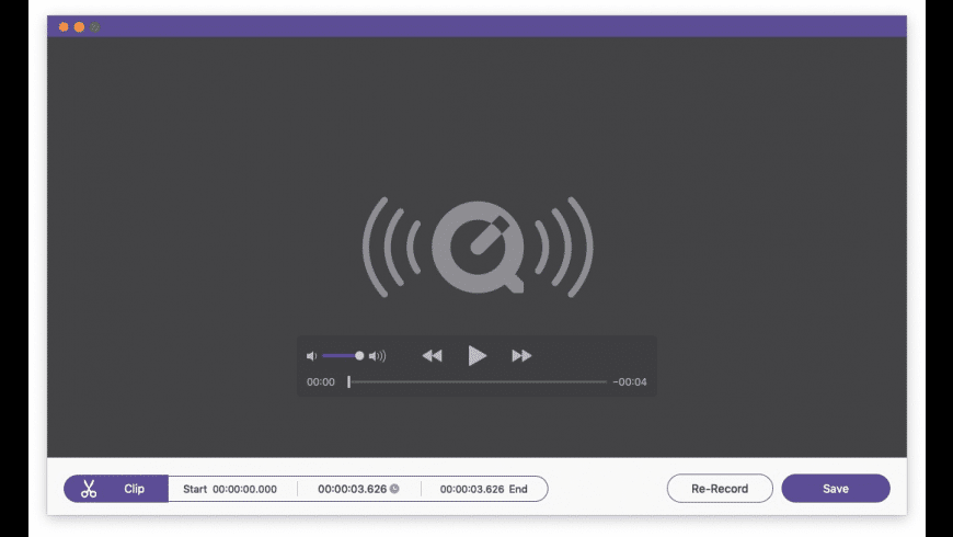 AnyMP4 Audio Recorder for Mac - review, screenshots