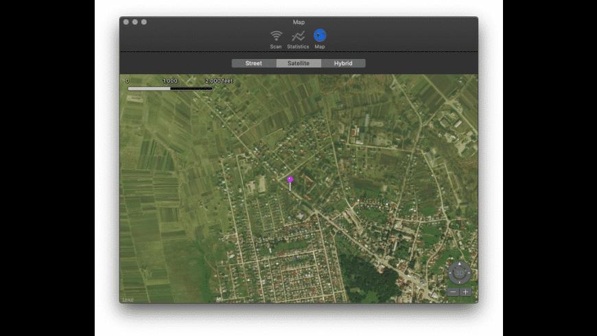 AirRadar for Mac - review, screenshots