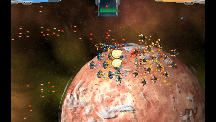 Space Hedgehogs vs. Space Cacti for Mac - review, screenshots
