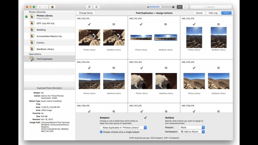 PowerPhotos for Mac - review, screenshots