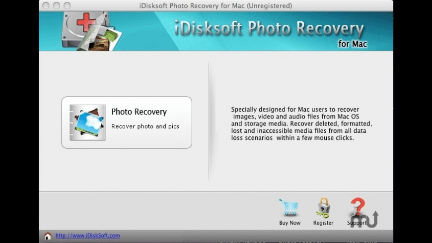 iDisksoft Photo Recovery for Mac - review, screenshots
