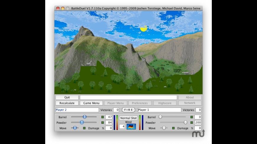 BattleDuel for Mac - review, screenshots