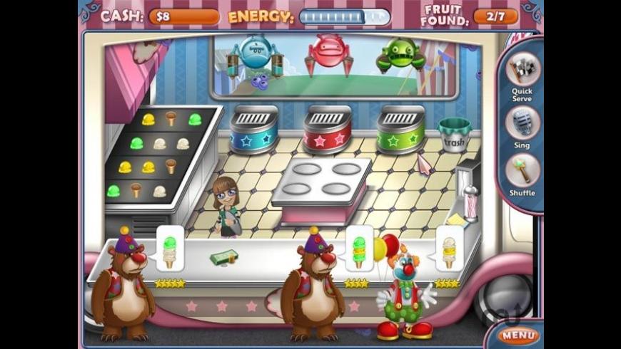Ice Cream Craze: Natural Hero for Mac - review, screenshots