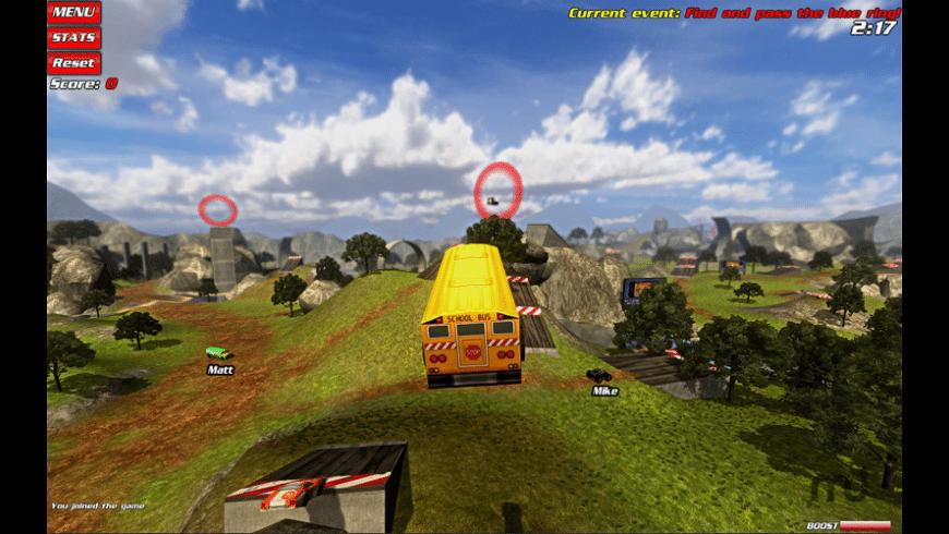 Crashdrive 3D for Mac - review, screenshots