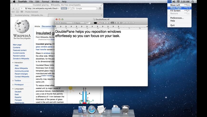 DoublePane for Mac - review, screenshots