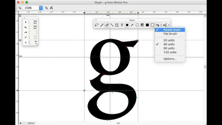 TypeTool for Mac - review, screenshots