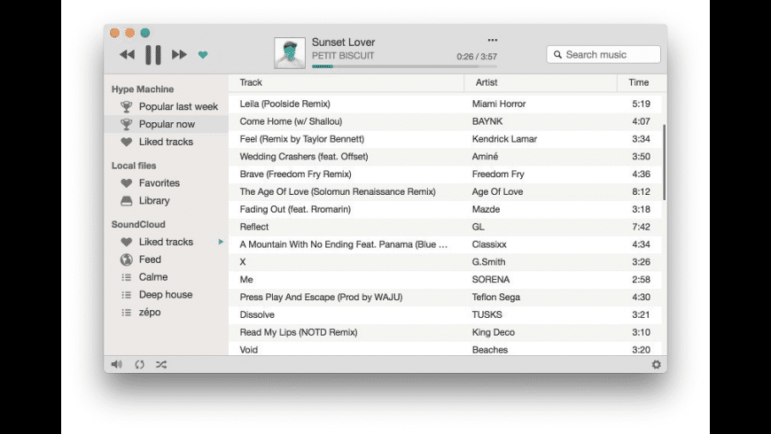 Harmony for Mac - review, screenshots
