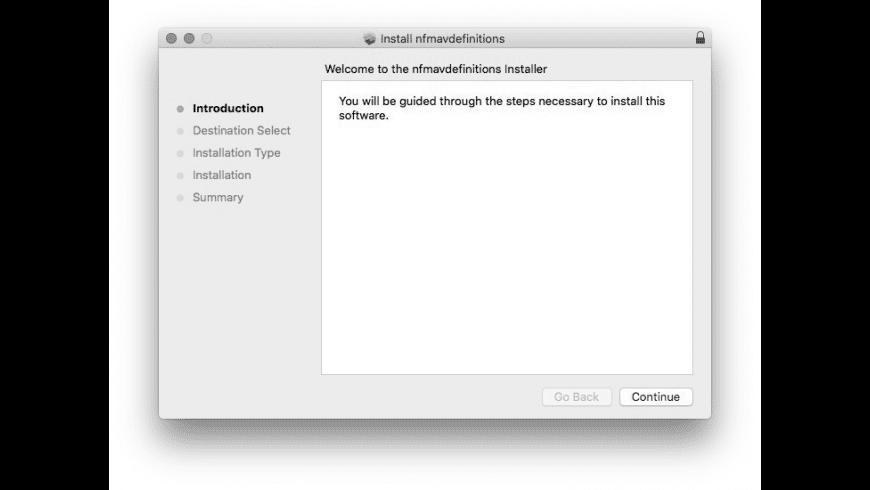 Norton AntiVirus Definitions for Mac - review, screenshots