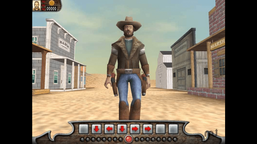 Billy Frontier for Mac - review, screenshots