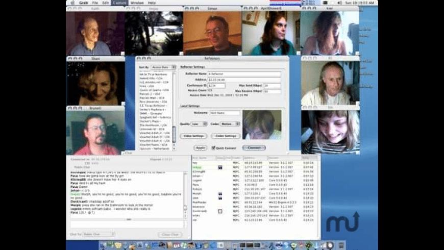 VChat for Mac - review, screenshots
