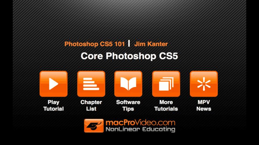 Photoshop 101 for Mac - review, screenshots
