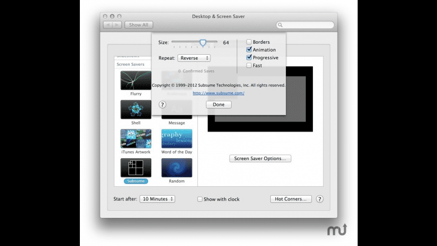 Subsume for Mac - review, screenshots