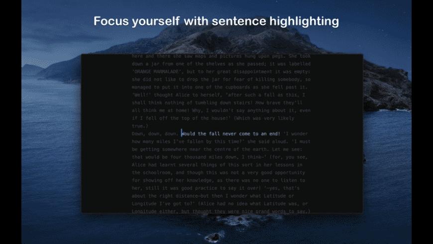 uFocus for Mac - review, screenshots