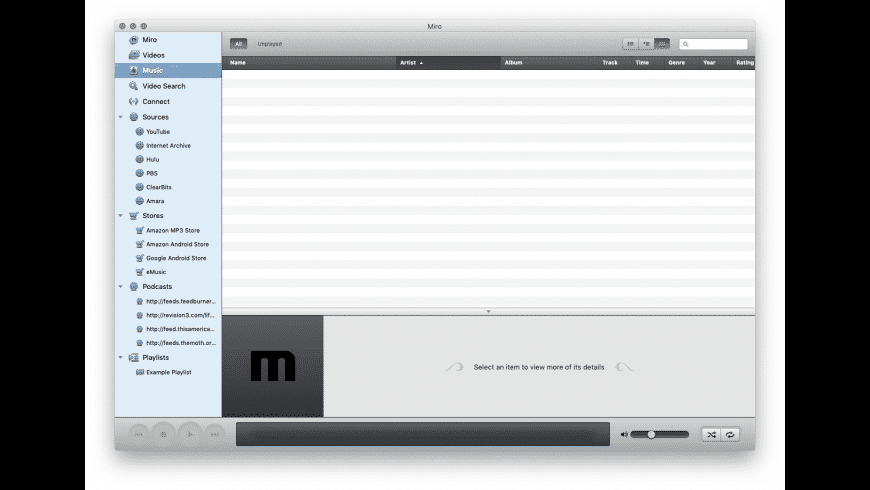 Miro for Mac - review, screenshots