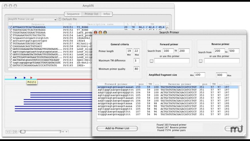 AmplifX for Mac - review, screenshots