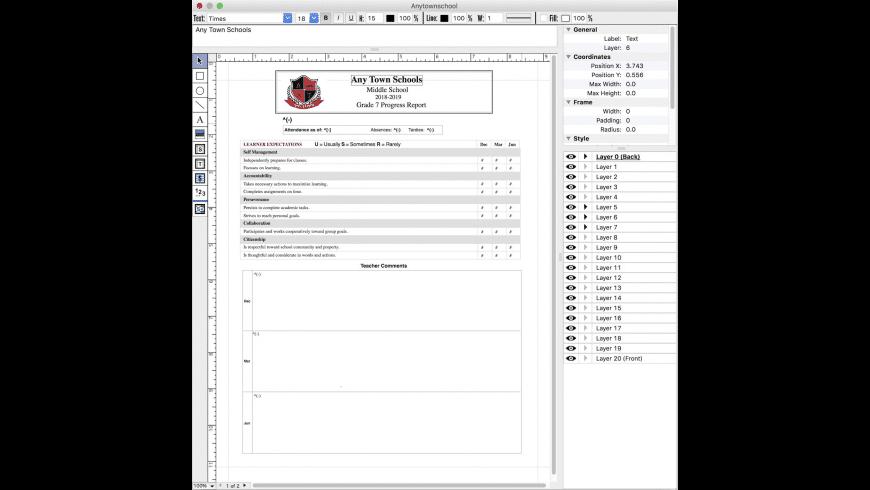 VisualPST for Mac - review, screenshots