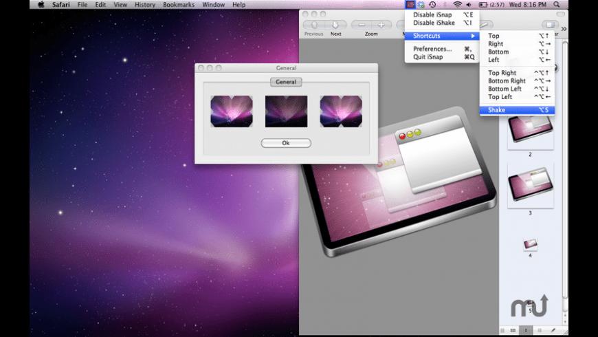 iSnap for Mac - review, screenshots