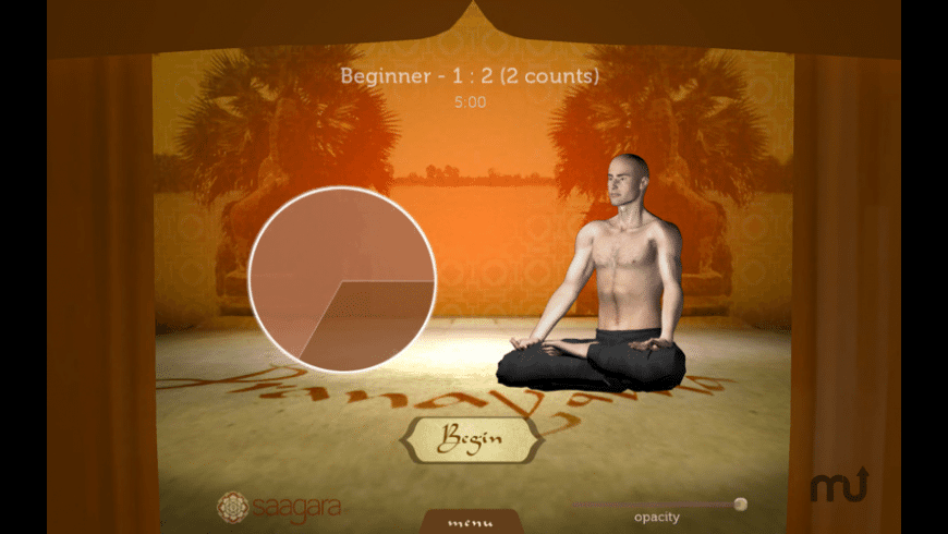 Pranayama for Mac - review, screenshots