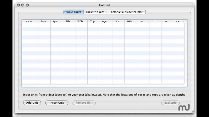 BackStrip for Mac - review, screenshots