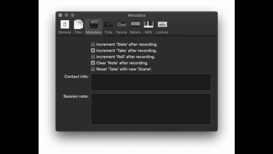 Boom Recorder Pro for Mac - review, screenshots
