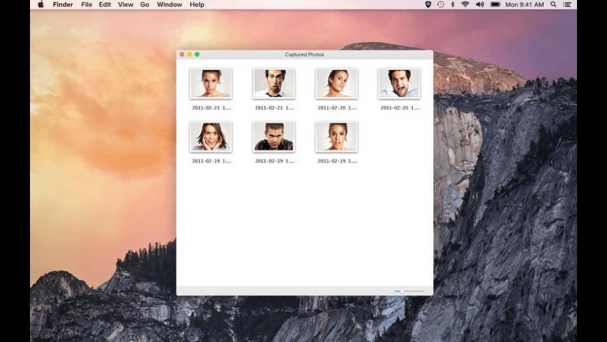Security Camera for Mac - review, screenshots