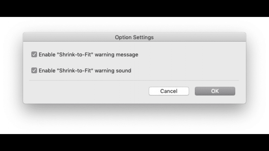 Smart Label Creator for Mac - review, screenshots