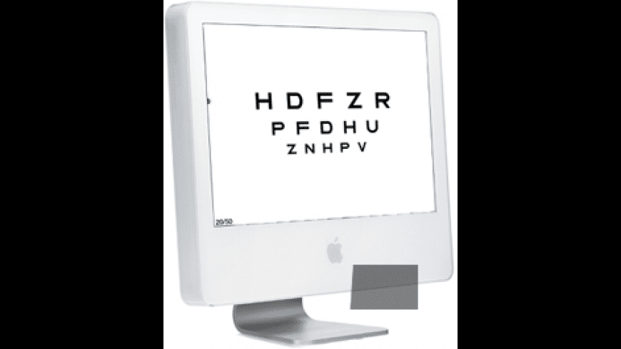 20/20 Vision for Mac - review, screenshots