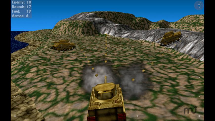 Tank Ace 1944 for Mac - review, screenshots