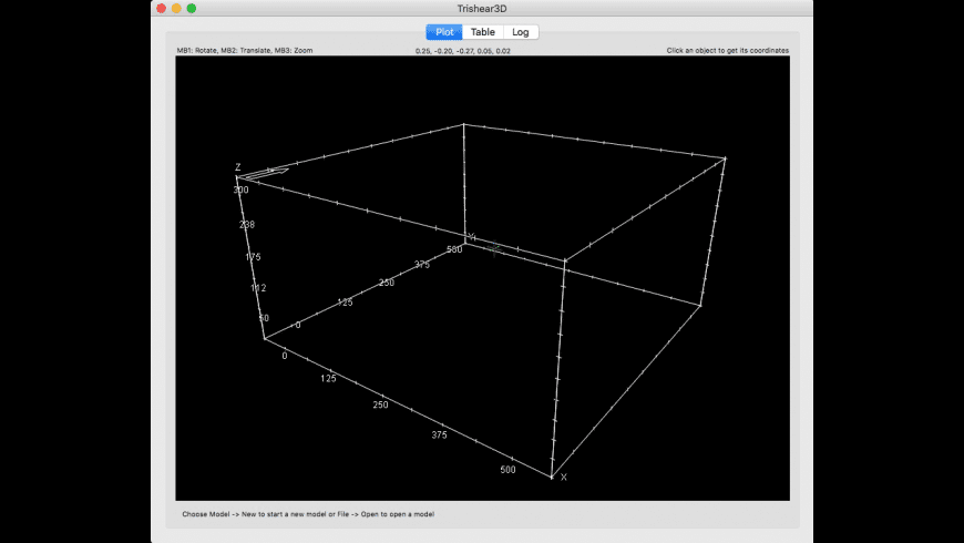 Trishear3D for Mac - review, screenshots