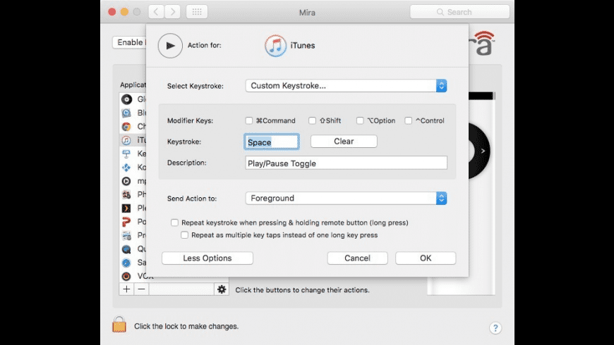 Mira for Mac - review, screenshots