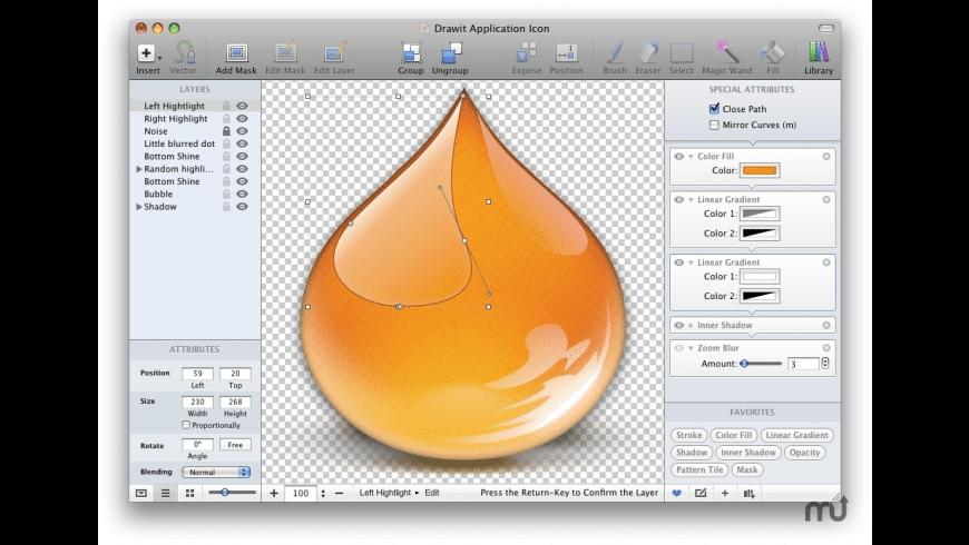 DrawIt for Mac - review, screenshots