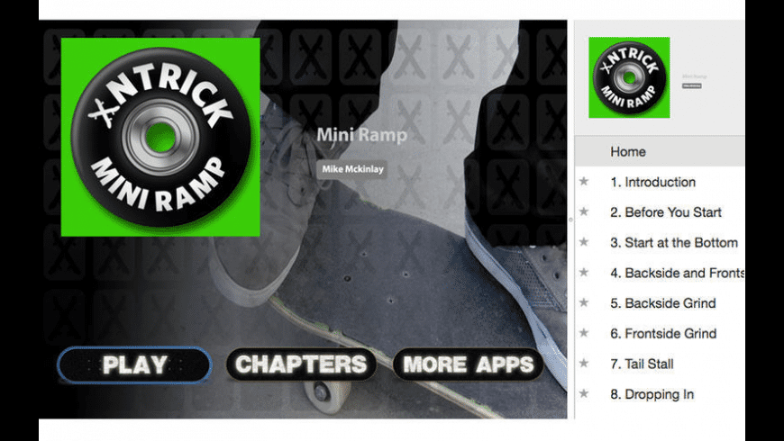 Mini Ramp for Mac - review, screenshots