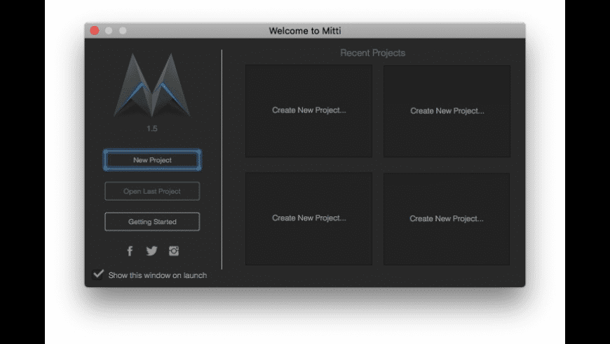 Mitti for Mac - review, screenshots