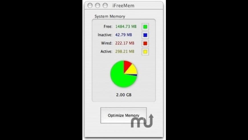 iFreeMem for Mac - review, screenshots