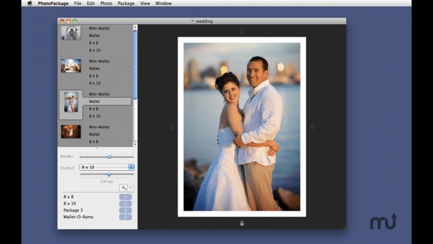 PhotoPackage for Mac - review, screenshots