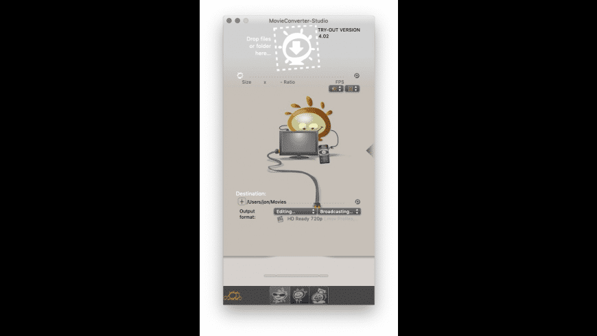 MovieConverter-Studio for Mac - review, screenshots