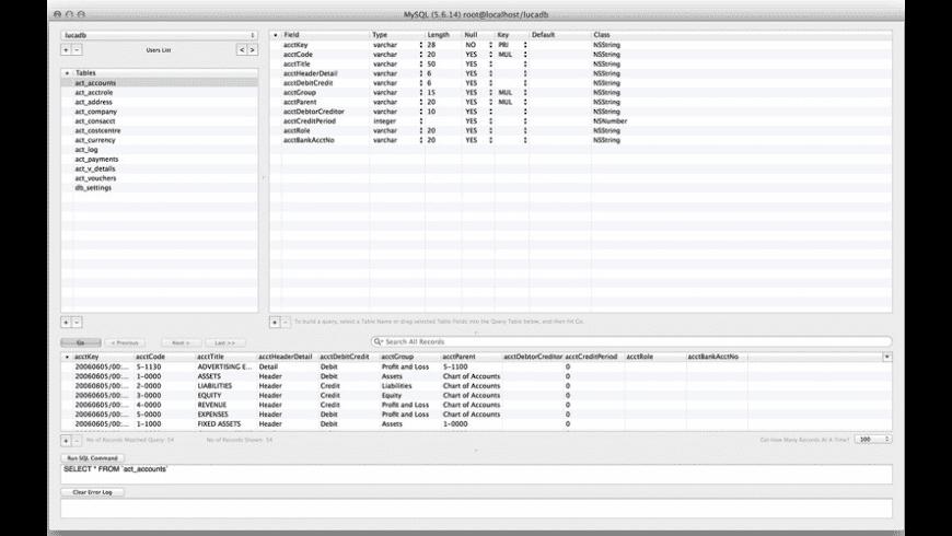 Liya for Mac - review, screenshots