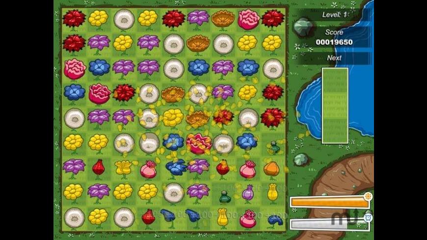 Flower Mania for Mac - review, screenshots